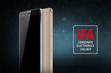 Huawei Ifa 2016 Xtk