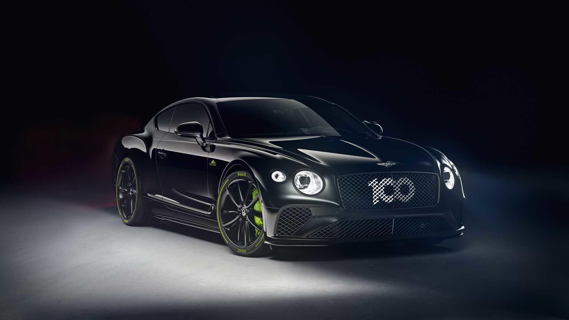Bentley Continental GT Pikes Peak Special Edition