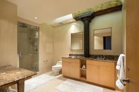 Quieres vivir en el loft de orlando bloom y ser vecino de for Bathroom decor orlando