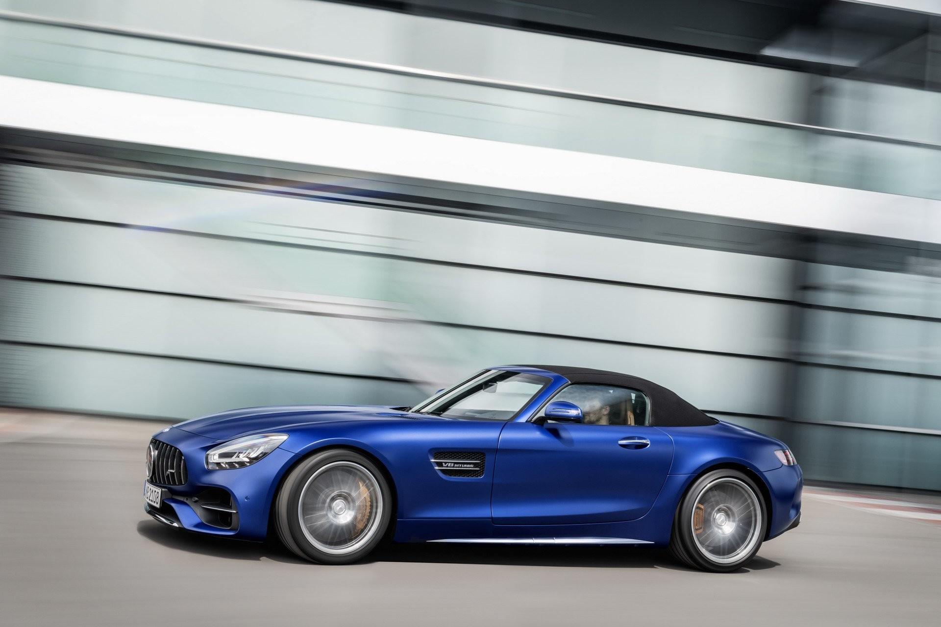 Foto de Mercedes-AMG GT 2020 (18/44)