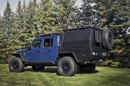 Jeep Gladiator Top Dog Concept 2