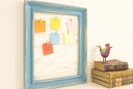 Hazlo tú mismo: consigue estilo vintage con un marco de madera paso a paso