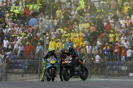 Rossi Marini Austria Motogp 2021
