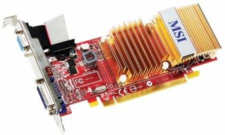 ATi Radeon HD 4350 y 4550