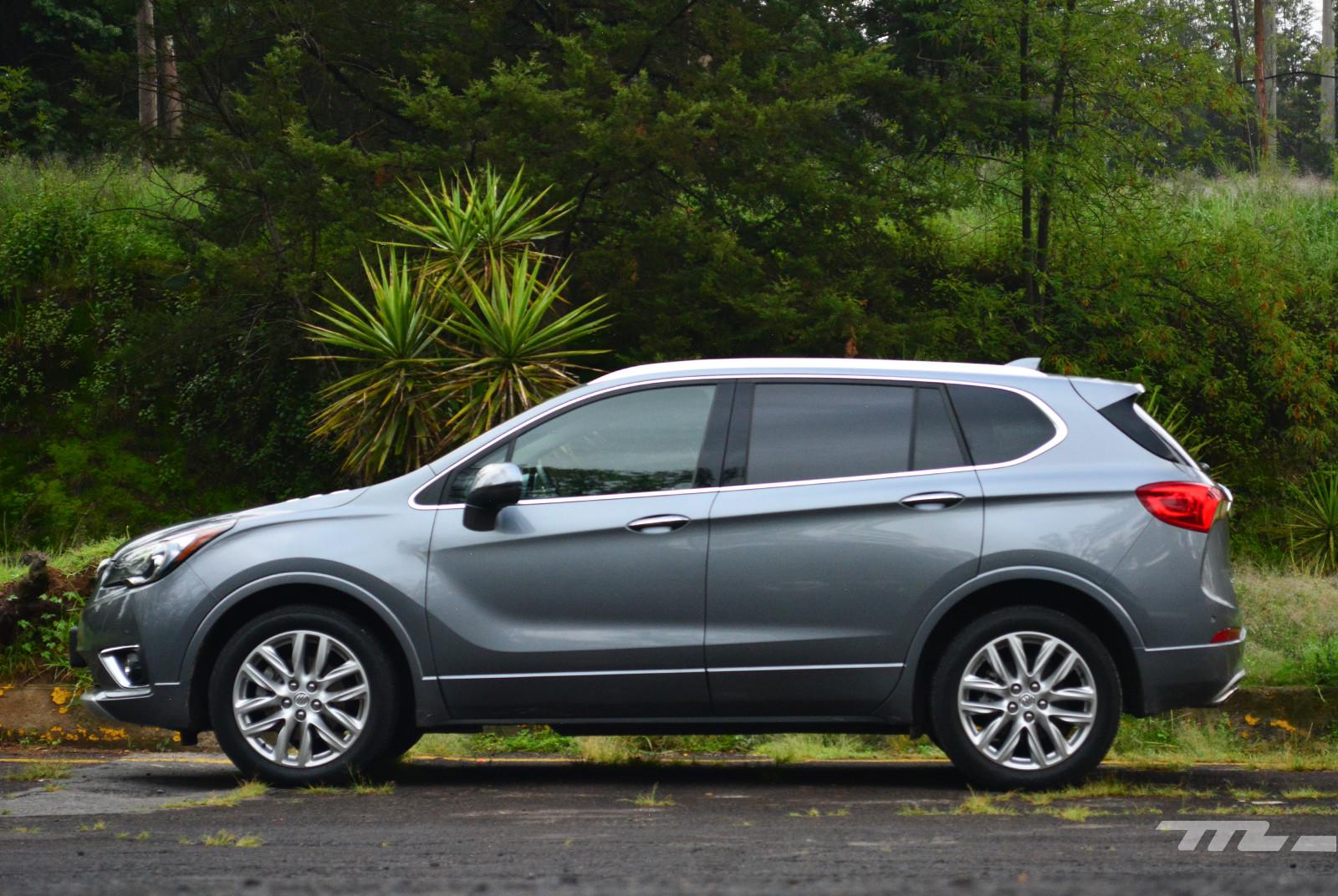 Buick Envision 2019 (prueba)