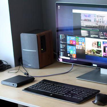 Intel Compute Card, análisis: un formato sorprendente para un PC que busca otras salidas