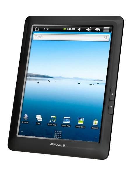 Arnova 7 y 84, las tablets asequibles de Archos