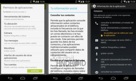Permisos en Android