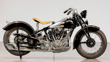 Crocker Big Tank 1939