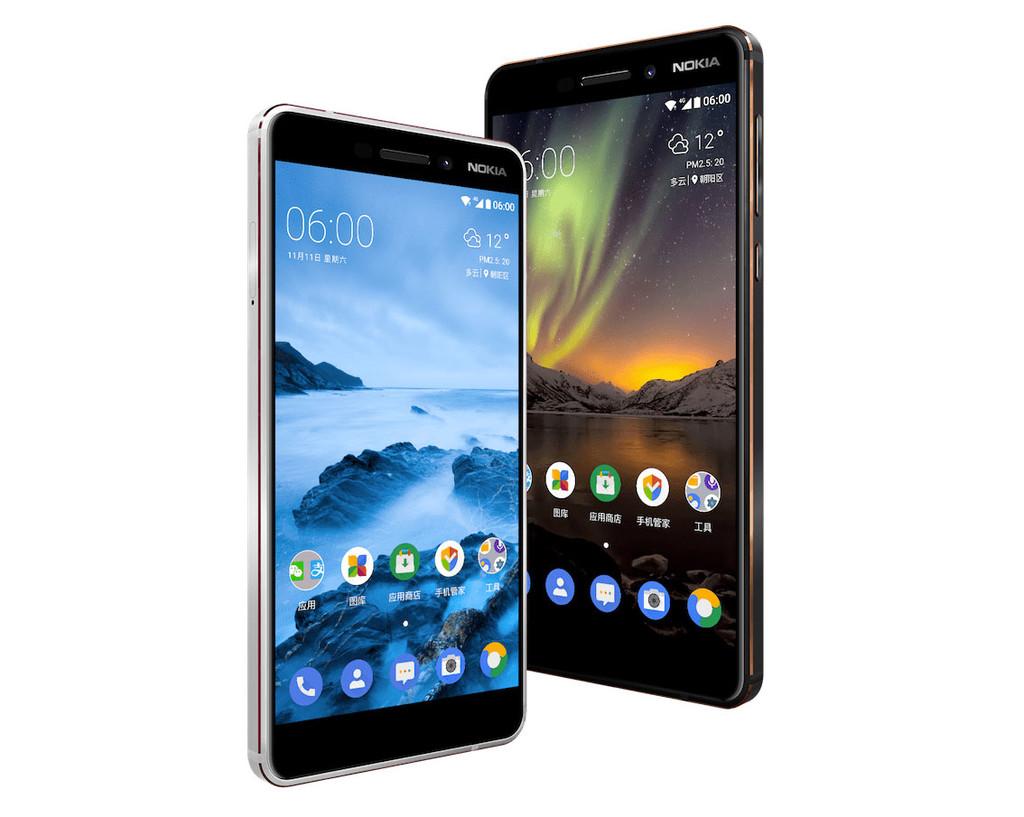 Nokia 6 2018 01
