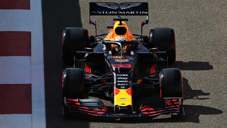 Verstappen Abu Dabi F1 2019