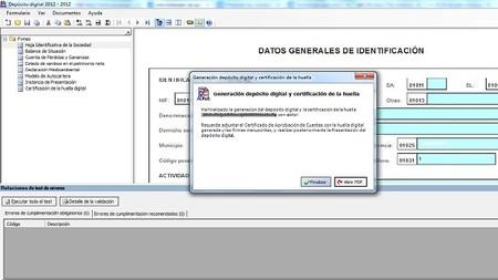 Depósito Digital 2012