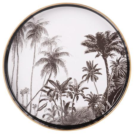 Maisons Du Monde 192063 Bandeja Palm De Plastico 22 99 Euros