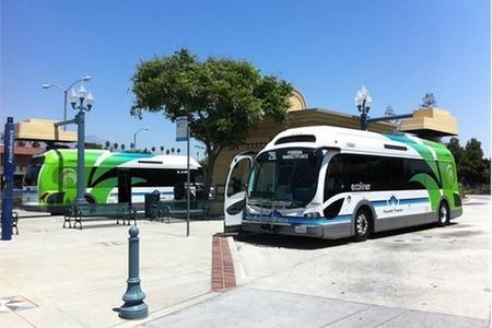 Proterra vende otros 12 autobuses eléctricos más en California