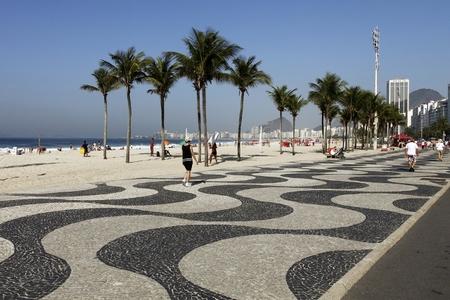 Paseos costeros en Latinoamérica: Copacabana
