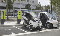 Los i-Road y COMS de Toyota llegarán pronto a Europa