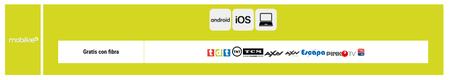 Canales Television Mobilfree Precios Y Servicios