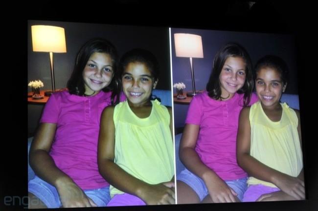 Fotos con el nuevo flash mejorado