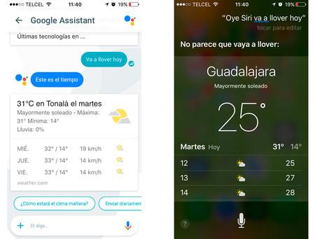 Google Assistant Preguntas Comunes