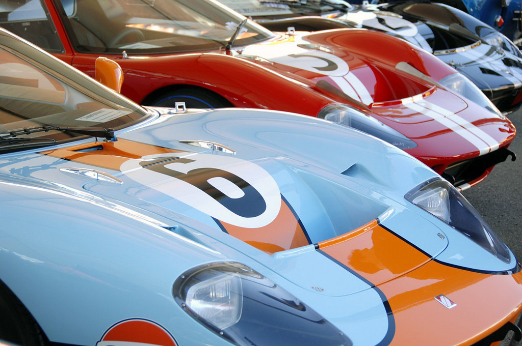 Foto de Ford GT40 MKII by Superperformance (5/9)