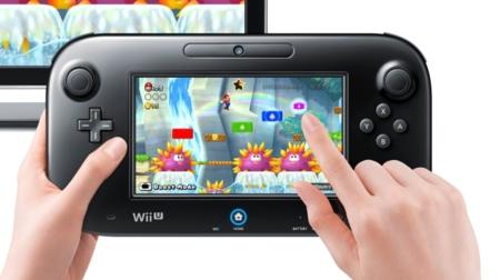 Wii U Gamepad