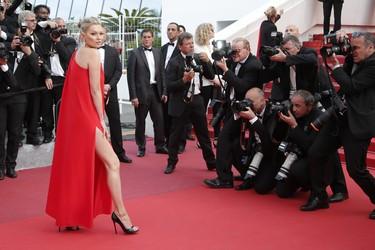 Festival de Cannes 2016: seguimos viendo modelos