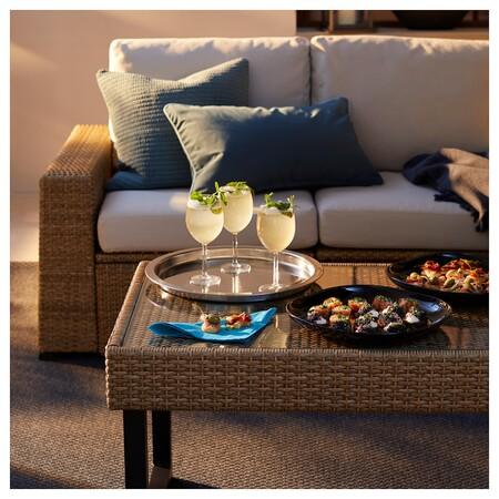 Los Mejores Muebles Pequenos De Terraza De Ikea Para Ponerle Estilo A Tus Reuniones