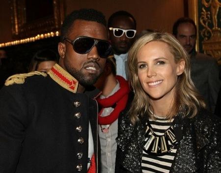 Kanye West en NY