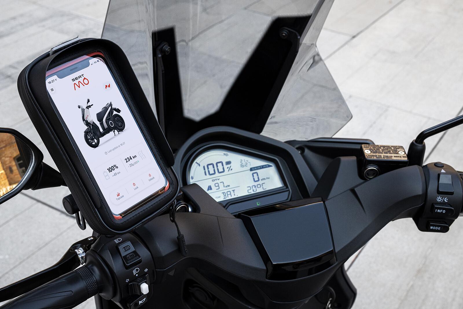 Foto de SEAT MÓ eScooter 125 (75/81)