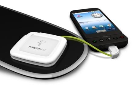 Powermat afianza su apuesta por la recarga sin cables