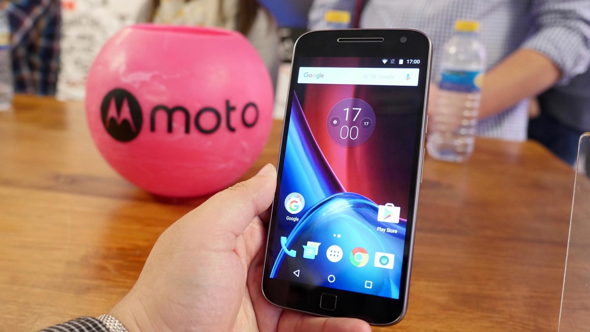 Foto de Motorola Moto G (4ª gen) y Moto G Plus (6/14)