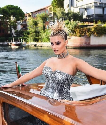 Bebe Rexha Dolce Gabbana Hc Venice