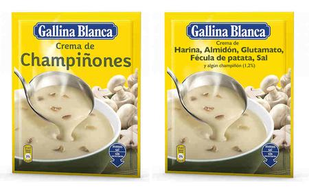 Así tendrían que ser las etiquetas de los alimentos si quisieran reflejar sus ingredientes reales
