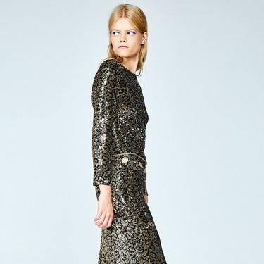 El complemento ideal para tu vestido de fiesta no es el que esperabas, y promete darle un nuevo aire muy salvaje