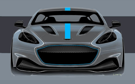 Aston Martin Rapide Electrico 4