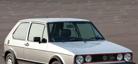 Siete generaciones se dicen fácil: así son los Volkswagen Golf más rápidos de cada época