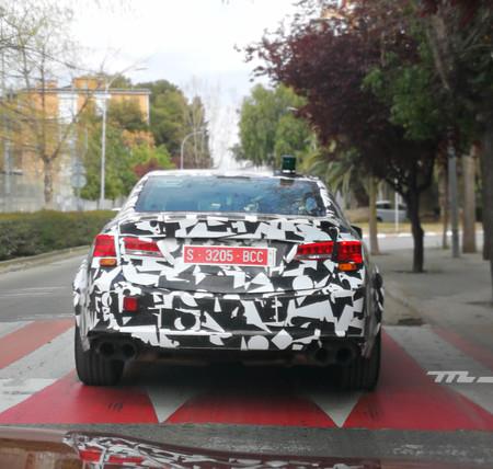 Lexus Es F prototipo