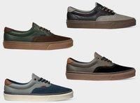 Las nuevas Vans, de piel o 'color block', tú decides tus preferidas para este Otoño-Invierno 2011/2012