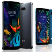 Nuevos LG K40 y LG K50: móviles económicos con inteligencia artificial, sonido DTS:X y protección militar