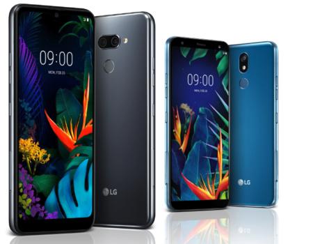 faa574eb0ca Nuevos LG K40 y LG K50: móviles económicos con inteligencia artificial,  sonido DTS:X y protección militar