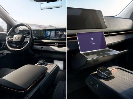 Nissan Interiores