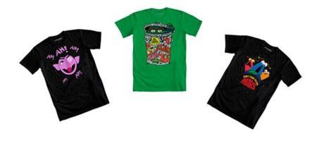 Sesamestreet T Shirts