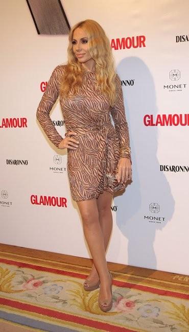 Alfombra roja de los Premios Revista Glamour 2010 (I parte)