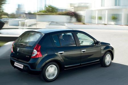 Dacia Sandero dCi