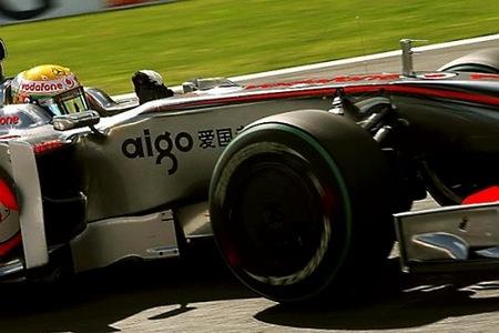 Toyota y McLaren encabezan los libres en Spa