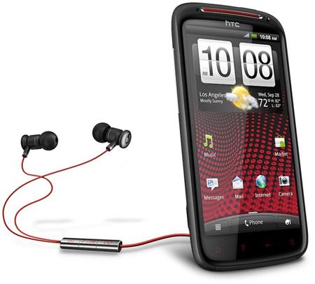 Competencia para Spotify de la mano de HTC y Beats