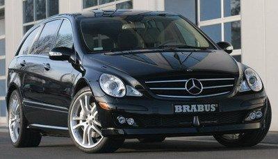 Mercedes Clase R por Brabus