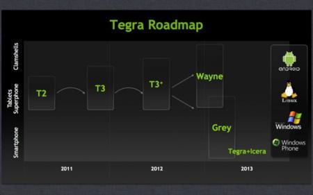 Nvidia Roadmap