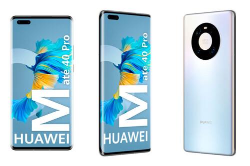 Del Huawei Mate 30 Pro al Huawei Mate 40 Pro, todo lo que ha cambiado