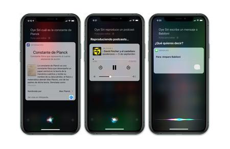Iphone 11 Pro Siri Uso